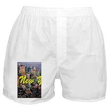 Unique New york broadway Boxer Shorts
