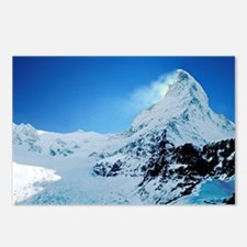 Cute Matterhorn Postcards (Package of 8)