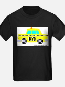 Cute Taxi cab T