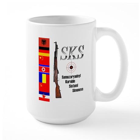 SKS Large Mug