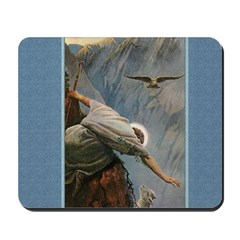 The Shepherd - Soor - Mousepad