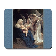 Song of the Angels - Bouguereau - Mousepad