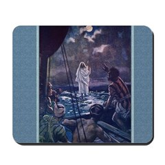Walking on the Sea - Brock - Mousepad