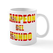 Campeon Del Mundo Mug
