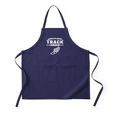 Worlds Best Track Coach Apron (dark)