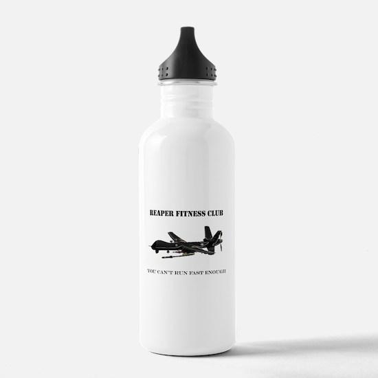 Reaper Fitness Club Water Bottle
