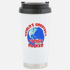 Cool Homo Travel Mug