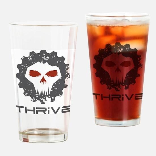 Unique Gamer clan Drinking Glass
