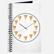 Pizza Clock Journal