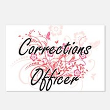 Corrections Officer Artis Postcards (Package of 8)
