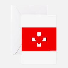 Swiss Design Greeting Cards