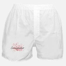 Correspondent Artistic Job Design wit Boxer Shorts