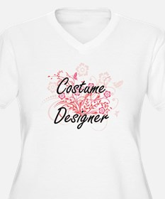 Costume Designer Artistic Job De Plus Size T-Shirt