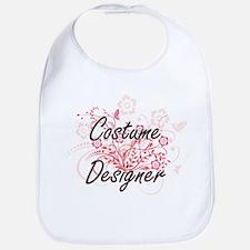 Costume Designer Artistic Job Design with Flow Bib