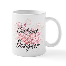 Costume Designer Artistic Job Design with Flo Mugs