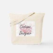 Costume Designer Artistic Job Design with Tote Bag