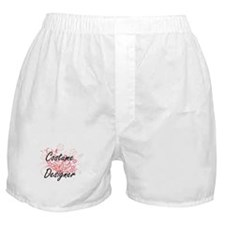 Costume Designer Artistic Job Design Boxer Shorts