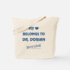 MY HEART BELONGS... Tote Bag