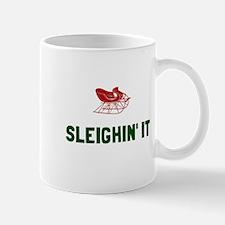 Sleighin' It Mug