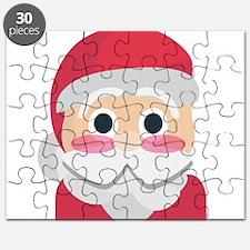 christmas santa claus emoji Puzzle