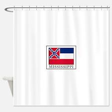 Mississippi Shower Curtain