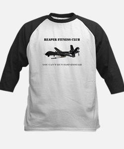 Reaper Fitness Club Baseball Jersey