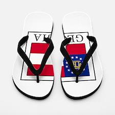 Georgia Flip Flops