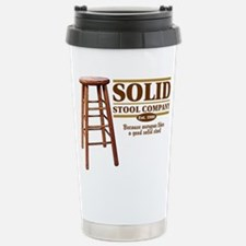 Unique Stool poop Travel Mug