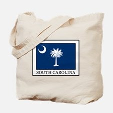 Cute South carolina state flag Tote Bag