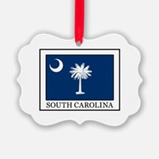 Cute Greenville south carolina Ornament