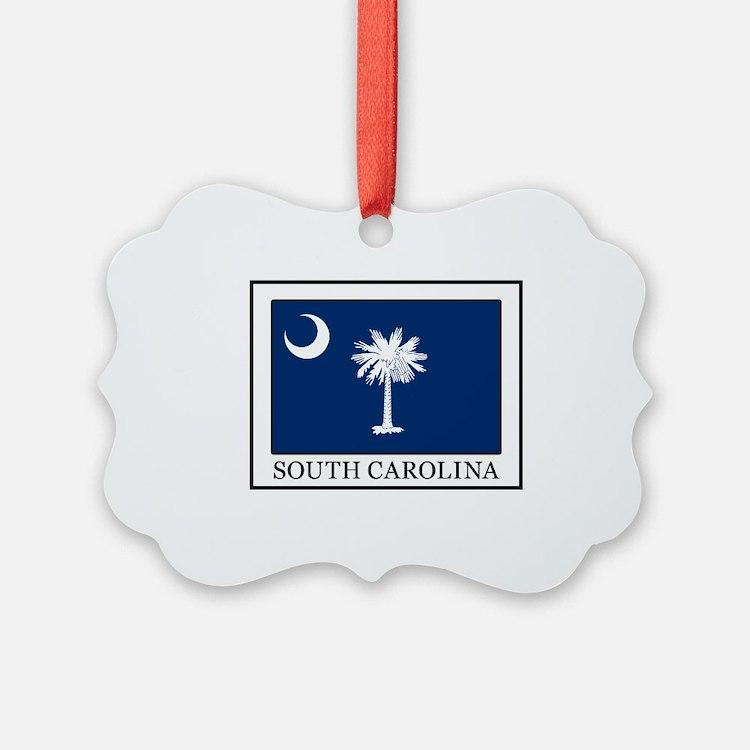 Cute South carolina Ornament