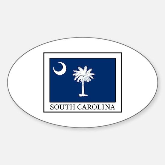 South Carolina Decal