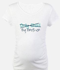 Only Child - Big Brother Shirt