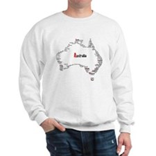 Australia T-Shirts Sweater