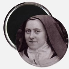"Saint Therese Of Lisieux 2.25"" Magnet (10 pack)"
