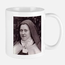Saint Therese Of Lisieux Small Small Mug