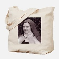 Saint Therese Of Lisieux Tote Bag