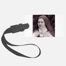 Saint Therese Of Lisieux Luggage Tag