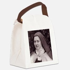 Saint Therese Of Lisieux Canvas Lunch Bag