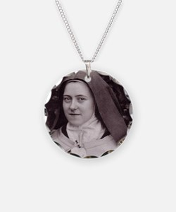 Saint Therese Of Lisieux Necklace