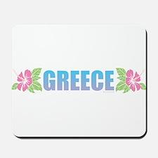 Greece Design Mousepad