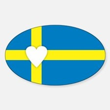Sweden Design Decal