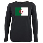 Algeria.jpg Plus Size Long Sleeve Tee