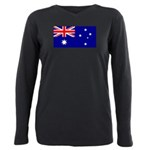 Australia.jpg Plus Size Long Sleeve Tee
