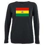 Bolivia.jpg Plus Size Long Sleeve Tee