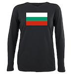 Bulgaria.jpg Plus Size Long Sleeve Tee