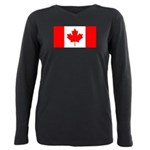 Canada.jpg Plus Size Long Sleeve Tee