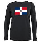 Dominican Republic.jpg Plus Size Long Sleeve Tee