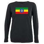 Ethiopia.jpg Plus Size Long Sleeve Tee