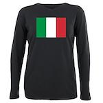 Italy.jpg Plus Size Long Sleeve Tee
